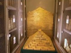 Ukraine's Gold Reserves Secretly Flown Out and Confiscated By The New York Federal Reserve?