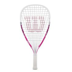 ba210c4e6973ae Wilson Hope Racquetball Racquet (3 7 8-Inch Grip