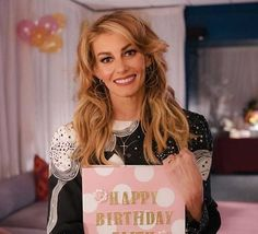 Check Out Faith Hill's Epic Birthday Surprise