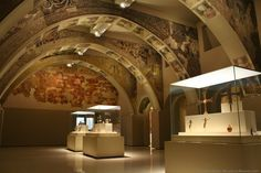 One of my favorite museums in Barcelona - The MNAC! Here you'll find 1,000 years of Spanish and Catalan art.