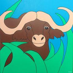 Buffalo by Kidsart Online