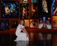 akiane paintings | akiane kramarik is considered to be the youngest art and poetry ...
