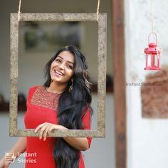 Printed Kurti Designs, Banarasi Lehenga, Anarkali, Kerala Bride, South Indian Actress Hot, Indian Beauty Saree, Power Girl, Neck Pattern, Photo Wallpaper