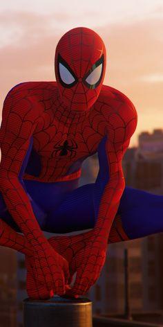 Download 1080x2160 wallpaper Spider-man, video game, PS4, Honor 7X, Honor 9 Lite, Honor View 10, 16926 Marvel Comics, Hero Marvel, Marvel Comic Universe, Marvel Art, Marvel Avengers, Amazing Spiderman, Art Spiderman, Best Superhero, Batman Begins