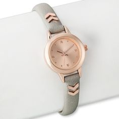 Women's Strap Watch - Gray