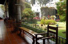 Museo Dolores Olmedo, La Noria, Xomchimilco D.F.