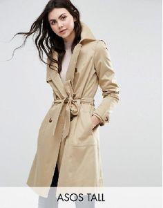 459c0feb18a2 Comment porter le trench coat  Ceinture, Mode, Garde Robe, Manteau Tranché  Beige