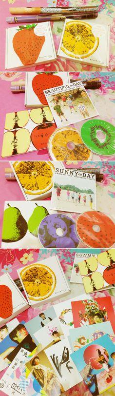 13.07.17 They arrived!! kyaaa XDD - JAM ALBUM LIMITED A & B - My birthday gift for myself :3