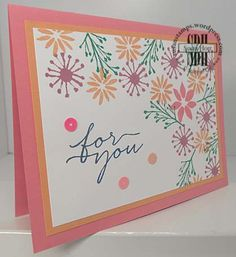 Blooms & Wishes, Stampin Up, susanstamps.wordpress.com