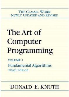 Knuth percibe la programación de computadoras como una actividad artística, que…