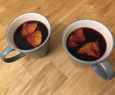 Rezept Granatapfel Glühwein von impala - Rezept der Kategorie Getränke
