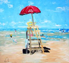 New Ernest Lee's painting that may brighten up your rainy day!! Sunny day at the Beach. This one may make it to his spring t-shirt collection. Check out his New redesigned website at www.ernestleetees.com Artistic Photography, Art Photography, Spring T Shirts, Wall Signs, Sunny Days, Summertime, Chicken, Website, Studio