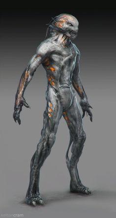 Vanduul, Star Citizen alien race.