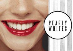 Beautiful teeth.. We do in office bleaching, at Urgent Dental.