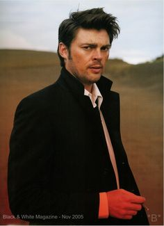 Karl Urban. The more movies I see him in, the more I like him