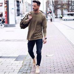 Walking as fashion as it gets