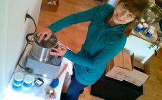 In the kitchen: Rya Letham goes nuts Chef's Choice, Coconuts, Kettle, Entrepreneur, Kitchen Appliances, Favorite Recipes, Diy Kitchen Appliances, Tea Pot, Home Appliances