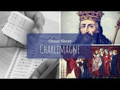 Charlemagne - Cheat Sheet - YouTube classical conversations cycle 2 week 1