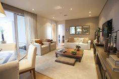 https://flic.kr/p/8X7JqZ | Fotografia do apartamento decorado Bela Cintra, São…