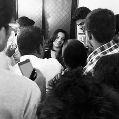 #APITConnect - 100th post! Surrounded by #fanlove #positivity #theatre #expressyourself by Spruha Joshi http://ift.tt/1hDPbRQ