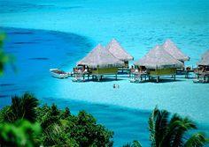 Borabora Islands, Pacific Ocean