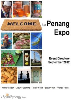 Penang Expo 2012 . 8 September 2012 (Saturday) . 9.00am to 2.00pm  G Hotel Ballroom (2 Floor) (Next to Gurney Plaza)