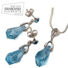 Conjunto Polygon Drop. Más información en www.cristalyrodio.com
