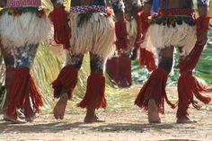 Povo Karajá na festa do Hetohoky na Aldeia Santa Isabel, TI Parque do Araguaia