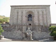 Gandzasar abrió una sede del Matenadaran en Artsaj