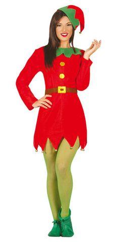 Resultado de imagen para disfraces duende navidad para niños