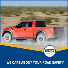 We care about your road safety.  NAPA!  #Kirkmotors #servicedepartment #Diagnostic #Repair