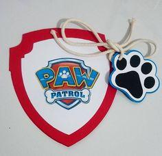 Convite - Patrulha Canina