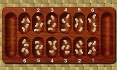 We've been playing Mancala as part of our study of Africa. This site gives some country-specific variations.