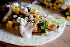 Tasty Grilled Chicken Tacos