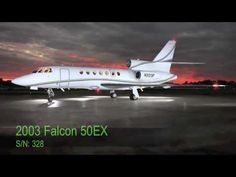 This aircraft just released to the services and available for sale.  See full specifications at: http://www.globalair.com/aircraft_for_sale/Business_Jet_Aircraft/Dassault_Falcon_Jet/Falcon__50EX_for_sale_68035.html