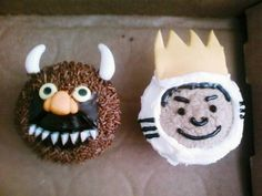 Where the Wild Things Are cupcakes by claire_issa, via Flickr