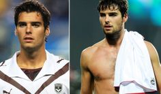 Hottest Football players in the Brazil World Cup 2014: Yoann Gourcuff, France - Yoann Gourcuff  Age: 27 Nationality: France