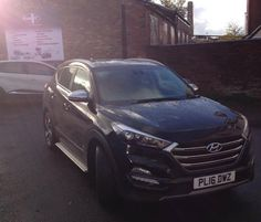 Hyundai 2.0l Tucson Premium CRDi fitted with a Tunit: • From 134 BHP to 150 BHP • 295 lbs/ft of Torque to 317 lbs/ft • Less than an hour fitting time • 3 year product warranty • 1 year engine and driveline warranty  01257 274100 info@tunit.com www.tunit.com for more details