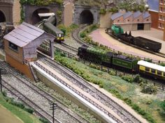 british n gauge layouts - Google Search
