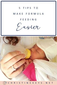 5 Tips To Make Formula Feeding Easier Breastfeeding Photos, Breastfeeding Positions, Breastfeeding And Pumping, Formula Feeding Chart, Baby Bottle Storage, Getting Ready For Baby, Baby Health, Pregnancy Health, Baby Led Weaning