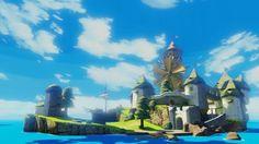 HD Screenshot Comparison - The Legend of Zelda: The Wind Waker Wiki Guide - IGN