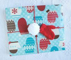 zakka life: Part 2: Knit Wrapping