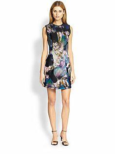 Cynthia Rowley Bonded Dress