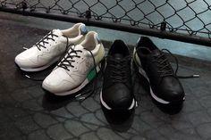 "le coq sportif EUREKA LE ""Shigeyuki Kunii(mita sneakers) Color Direction"""