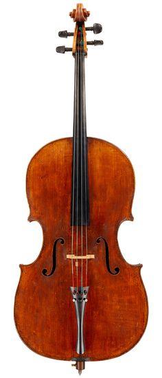 Доменико Монтаньяна - мастер нач.18 века. Инструменты его работы считаются вершиной виолончельного мастерства того периода в Италии. Монтаньяна разработал свою собственную модель виолончели, которая стала классической.Форма виолончели Монтаньяна обеспечивает большой объем  вибрирующий древесины в сердце инструмента, в результате чего рождается мощный контрапункт в сочетании с изысканной ясностью звука.На его виолончелях играли многие знаменитые виолончелисты от Г.Пятигорского до Йо-Йо Ма.