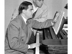 BIRTHDAYS OF THE PAST: Meredith Wilson, playwright and musical theater composer (The Music Man); born 1902, died 1984