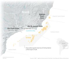 Brazil's gamble on deep water oil | Environment | The Guardian