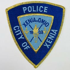 Law Enforcement Badges, Patches For Sale, Police Patches, Military Police, Porsche Logo, Ohio, Sheriff, Police Badges, Cops