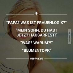Frauenlogik | Webfail - Fail Bilder und Fail Videos