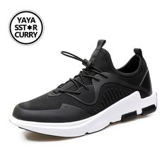 half off 3b115 3965f YAYA SSTAR CURRY Men Running Shoes High quality Sneakers Non Slip  Breathable Gym Trainers Lifestyle Sport Shoes For Men-in Running Shoes from  Sports ...